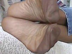 Ebony Pantyhose 5