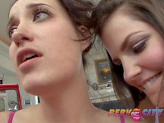 PervCity Mike Adriano in Brunette Heaven