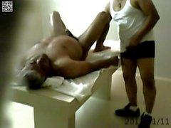 Massagem особенное