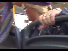 kuk i en buss