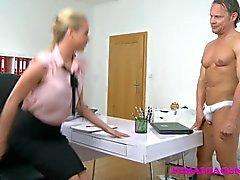 FemaleAgent agente de placeres perno muscular