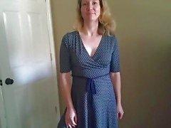 Slut Frau Becky Wieder