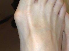 Aasialaisia Feet lähikuva