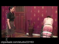 Caning at Clips4sale