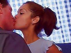 Genç Daisy Marie ile Anal