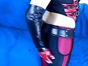 Big Tit Harley Quinn Gets Creampied