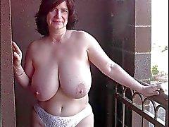 köstlichen große Brüste vier