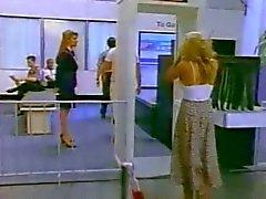 Becky Sunshine lesbisk scen !