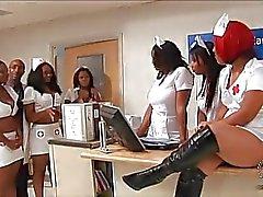 PCO CLUB DE espesa beauty negro ama una de la BBC