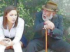 Abella Gefahr auf Bush indem Dude gefickt zu stoppen