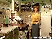 Da cucina GILF cazzo fin che arriva