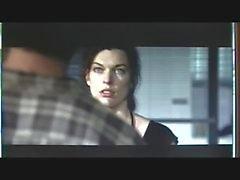 Película de FMLI Classic. Los reclusos esposa de Cojidas Guardia