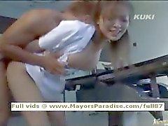 Yu Aida innocent un'infermiera cinesi occupa Massimo del divertimento