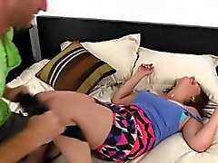 Kinky MILF Kayla West Fingered And Played With