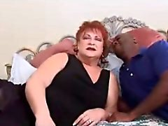 Grosses Granny aime de BBC