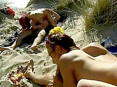 69 - sixty nine - giving and receiving - 20 - beach