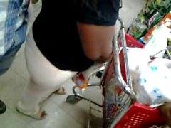 ENXOCADA GRANNY MEGA BIGG ASS GRANNY supermarket