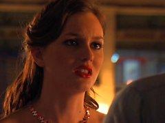 Jessica Szohr. Leighton Meester - Gossip Girl s04e02