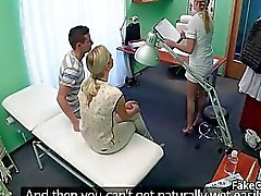 Ahbap hastanede lanet bir hemşire yakalanmış