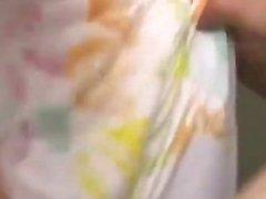 Японская девочка волосатые пизда дрочит