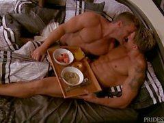 Men Over 30 Romantic Breakfast In Bed