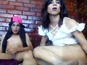 Brazilian Tranny Shemale Prostitute Fucks In The ass A Guy