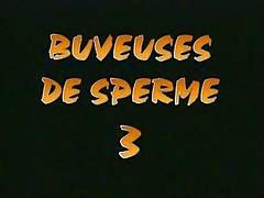 Buveuses de sperme # 3