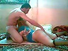 iracheno coppia matura che