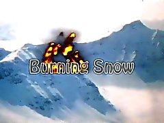 Queima de neve ... ( filme de época) F70