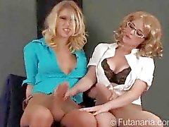 futanaria - StefaniCaitlyn01 Humiliation