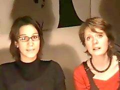 2 geile Studentinnen suchen einen Mitbewohner von Zum Ficken