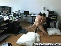 Скрытая камера ловит Homos