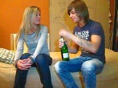Champagne & sborra