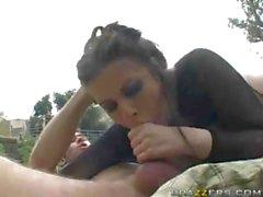 Daphne Rosen - Facial Jizz Splash