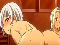 Kåt Hentai Porn petite kärlekar rörigt creampies