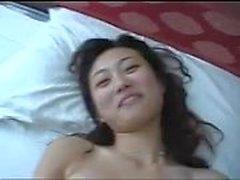 Kaunis kiinalainen tyttö vittu on pieni Dick !