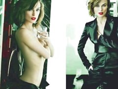 Keira Knightley Uncovered!