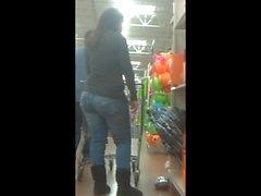 Latina Aşk Jeans Milf Kolları