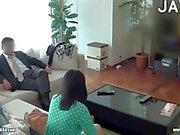 Hidden cam asian porno act