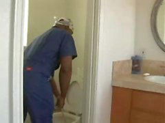 Cleaning The Plumber's Pipes