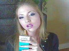 paras tupakointi tyttö ikinä! ! ! ! !