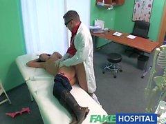 FakeHospital Doctors penis hastada başaşağı hoş bakmıyorlar dönüşür