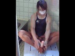 Maillot de bain marine