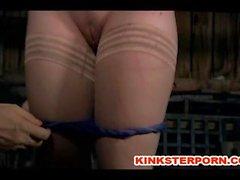 Pervert Outdoor BDSM Slave Training