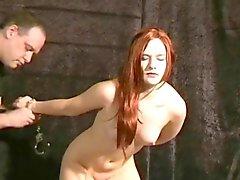 redhead elettrificata e il vibed