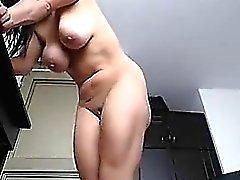 Många orgasmer webbkameran som flicka 2