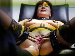 Punish bad slave.