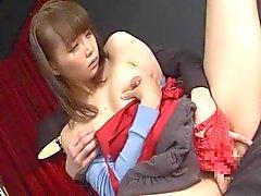 Японская Кормление грудью 3