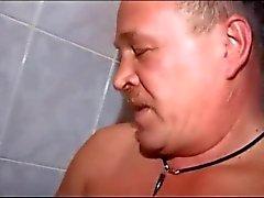 Paffuto l'orso scopare boy