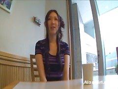 Aasian Nainen Työläisiä